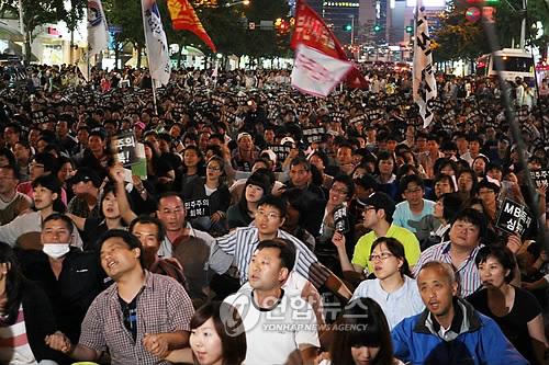 '그날처럼'…부산 광복로서 열리는 6월 항쟁 기념식