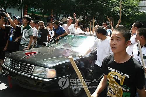 중국, 조폭 소탕한다더니 '신장·티베트 분리주의' 맹렬 단속