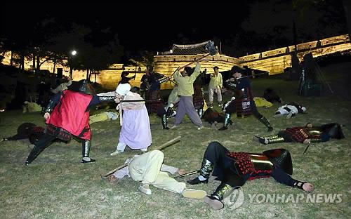 부산 동래읍성축제 4년 연속 축제콘텐츠 대상