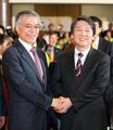 Deux candidats de l'opposition