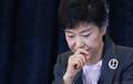 Park Geun-hye en pleine réflexion