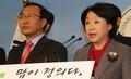 Sim Sang-jung retire sa candidature
