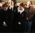 Larmes de Park Geun-hye