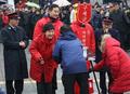 Park Geun-hye récolte des dons