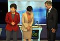 Deuxième débat télévisé