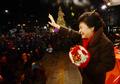 Campagne nocturne de Park Geun-hye