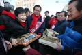 Ginseng pour la candidate de la majorité