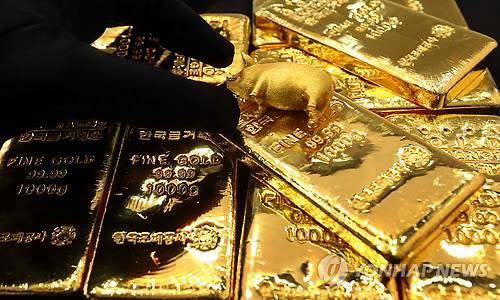 러시아 금(金) 사재기…중국 제치고 5대 보유국으로 부상