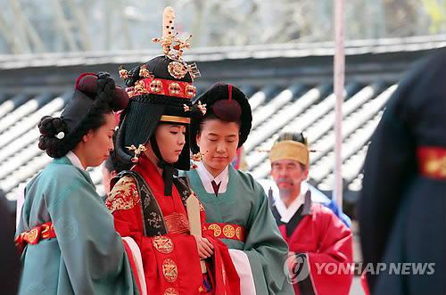 """""""조선시대 임금 결혼식에 든 비용은 6억8천만원"""""""