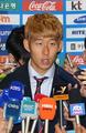 Striker Son Heung-min