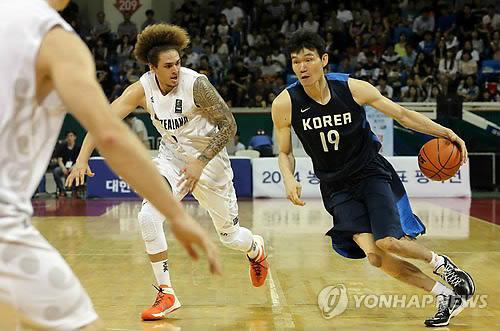 김주성, 23일 FIBA 예선 홍콩전 국가대표 은퇴식