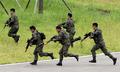 Exercices contre le terrorisme