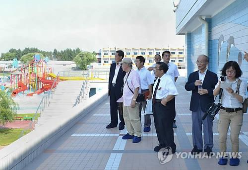 """日지방의원 등 100명 4~5월 방북 검토…""""대화 필요성 제안"""""""