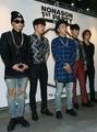 Big Bang with 'Nona9on' brand