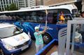 La torche des Jeux asiatiques vers Incheon