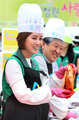 Kim Sung-ryung at charity event