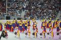 Cテゥrテゥmonie d'ouverture des Jeux asiatiques