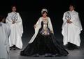 Une soprano chante Arirang