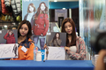 Girl's Day with fans