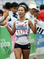 女子20キロ競歩も銅