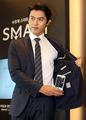 Hyun Bin with 'Rogatis' suit