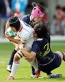 ラグビー女子 日本が韓国に圧勝