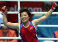 北朝鮮選手が金メダル