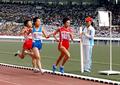 NK mass sports contest