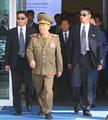 北朝鮮高官が仁川入り