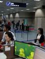 釜山ITU全権会議控え空港で発熱検査