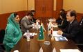 Dialogue Corée-Pakistan