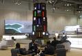 Artwork at ITU conference