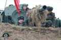 NK military training