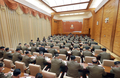 NK military meeting