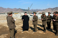 Kim Jong-un inspects fishing base