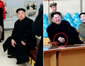 Kim Jong-un appears to have injured right wrist