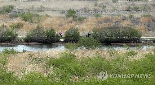 낙동강 생태공원 4륜마차 달린다…레저..