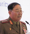N. Korean defense chief at int'l security conference