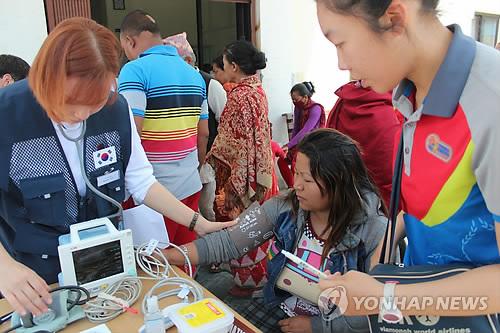 경북대병원 등 8개 병원, 해외재난지역에 의료진 파견키로