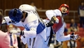 S. Korean taekwondo fighter at Universiade