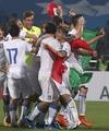 Italy wins gold in men's football at Universiade
