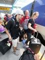 Universiade athletes leave Gwangju