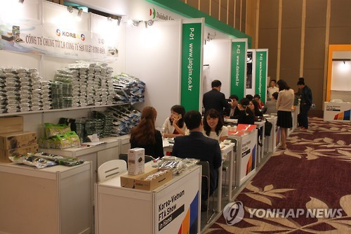 베트남 수출 '쑥쑥'…올해 중·미 이어 3대 수출국 될 듯