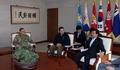N. Korea launches long-range rocket