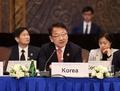 유일호, G20 재무장관회의 참석…금융안전망 강화 촉구