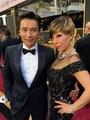 Korean celebrities at Oscars