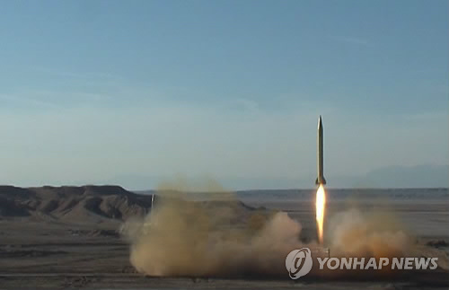 """""""이란, 2015년 핵합의 뒤에도 북한 지원으로 미사일 개발"""""""