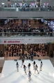 Girl group performs at S. Korea's main gateway