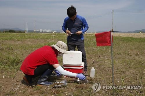 10월까지 부산 120개 지점 토양오염 실태조사