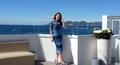 S. Korean actress Chun Woo-hee in Cannes